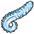 Blue Tentacle Massager